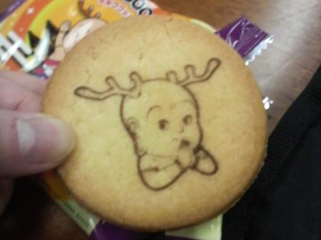 せんとくんクッキー